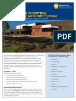 PIDA FactSheet 2017