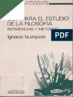 Izuzquiza-Ignacio-Guia-Para-El-Estudio-de-La-Filosofia-Referencias-y-Metodos.pdf