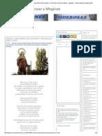 Oracion a Santa Barbara Para Peticiones y Proteccion de Daños y Males