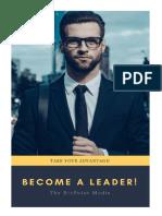TAKE YOUR ADVANTAGE. BECOME A LEADER..pdf