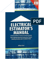 Electrical Estimators Manual Book