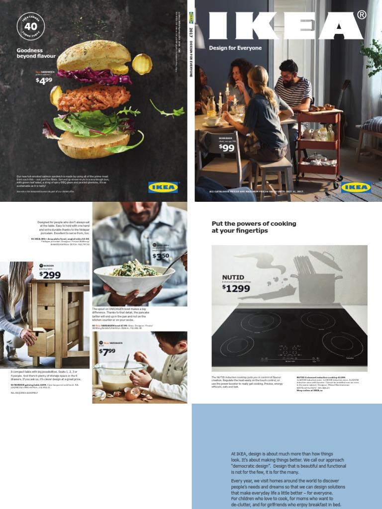 Ikea Catalogue 2017 Kitchen Stove Kitchen