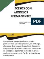 Procesos de Moldes Permanentes