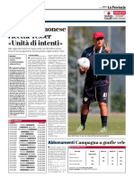 La Provincia Di Cremona 05-08-2017 - Serie B