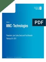 Mmc Webinar for Release 2015-02-16