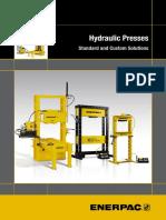 9319 Gb Hydraulic Presses Brochure Lr