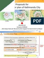 MasterPlanning Kathmandu_JICA Report