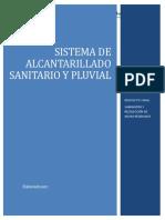 Suministro Proy. Fase II - Sanitario y Pluvial