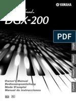 DGX200 Español