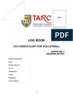 Sample Log Book 201705