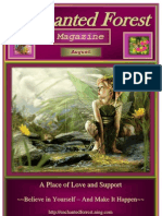 August 2010 Enchanted Forest magazine