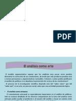 EL DISEÑO COMO ARTE (Políticas Públicas)