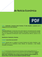 Análisis de Noticia Económica 1