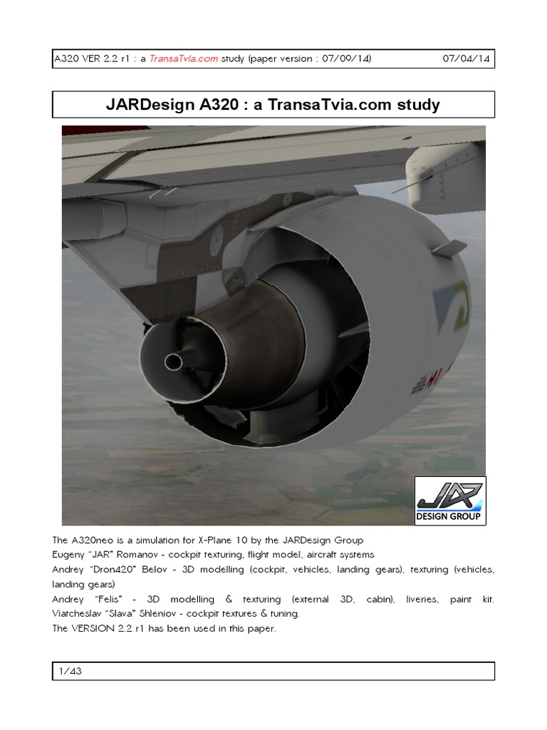 Transition Au JAR | Aerospace | Navigation