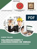 Brochure Valorizaciones Actualizado