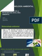 Aplicación y Usos de La Biotecnología