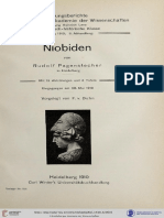 Pagenstecher,  Niobiden (1910)