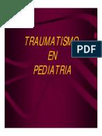 Trauma Pediatria