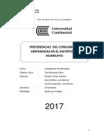 Inv. de Mercados