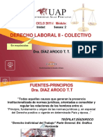 2.- Dra. Diaz Aroco t.t. Der. Lab II- Sem.2