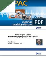 EMG Webinar Recording Great Data I