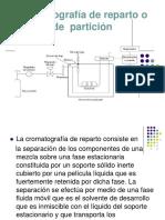 Cromatografia de Reparto o de Particion