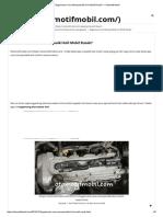 Bagaimana Cara Memperbaiki Koil Mobil Rusak_ – Otomotif Mobil