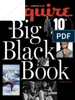Esquire's Big Black Book_Fall_2016