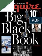Esquire's Big Black Book_Fall_2016