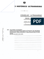 Sobre as Desavenças Entre Seu Governo, o Bispo de Pernambuco, D. Manoel Álvares Da Costa, e Os Outros Ministros.