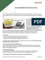 10 Libros Estudiante Economia Deberia Leer