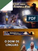 O Dom de Línguas.ppt