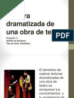 bloque4lecturadramatizadadeunaobradeteatro-140424183624-phpapp01
