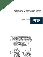 Agricultura Campesina y Economia Verde