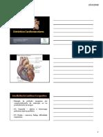 Distúrbios Cardiovasculares I (Profº Carlos)