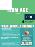 Executive Deck - Team Ace