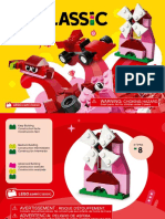 10707 LEGO Creator Red Creativity Box Building Instructions