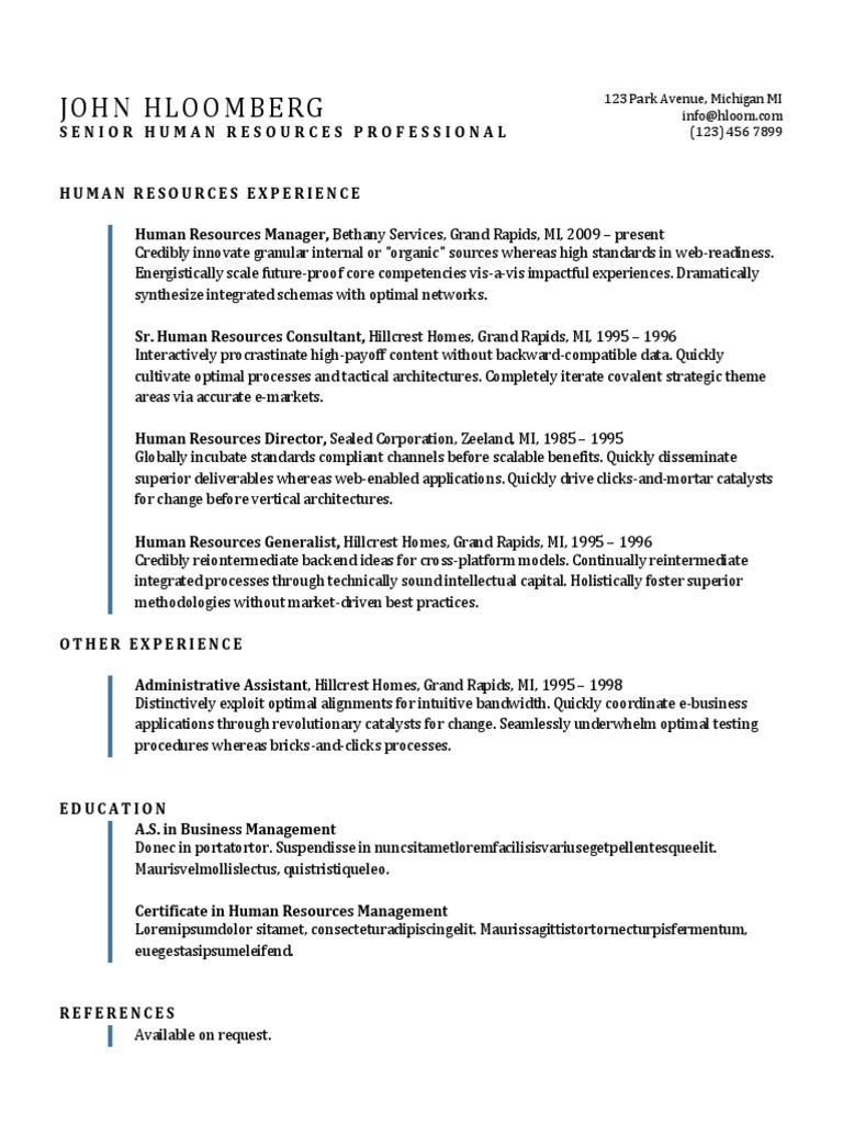 33 Indent Line | Human Resource Management | Leadership