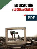 Educación y Lucha de Clases - Ánibal Ponce