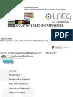Industry Based Biorefineries