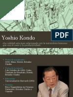 Yoshio Kondo