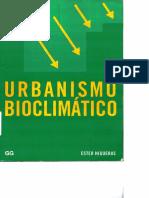 Lectura 2 PARTE 1 Urbanismo Bioclimatico Ester Higueras