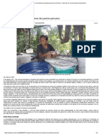 Vigencia Del Tunchi en El Sistema de Justicia Peruano