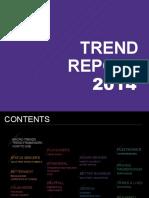 2014 Trend Report