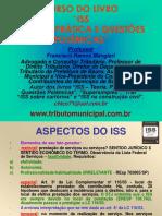 Curso Do Livro ISS Teoria Pratica e Questoes Polemicas 2015