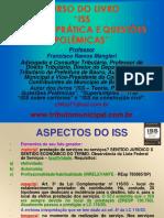 Curso Do Livro ISS Teoria Pratica e Questoes Polemicas 2016