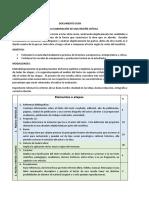 Documento Guía Reseña