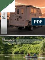 2007 Adventurer Truck Camper English