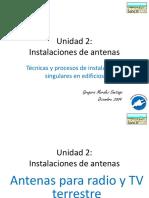 Instalaciones de Antenas Edif