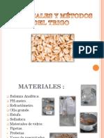 Trigo Cereal